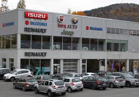 Berg Auto AS